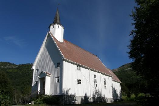 Aldersund Church